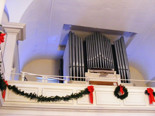 First Church Organ