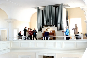 Choir & Pipe Organ